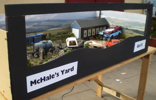 McHale's Yard Gn15 - Layout topics - RMweb
